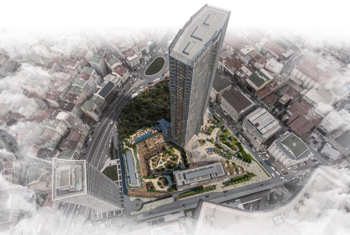 APARTMENTS FOR SALE IN SISLI ISTANBUL TURKEY