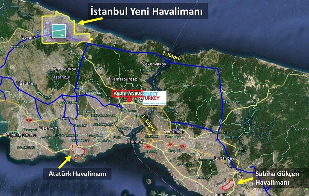 vadi istanbul