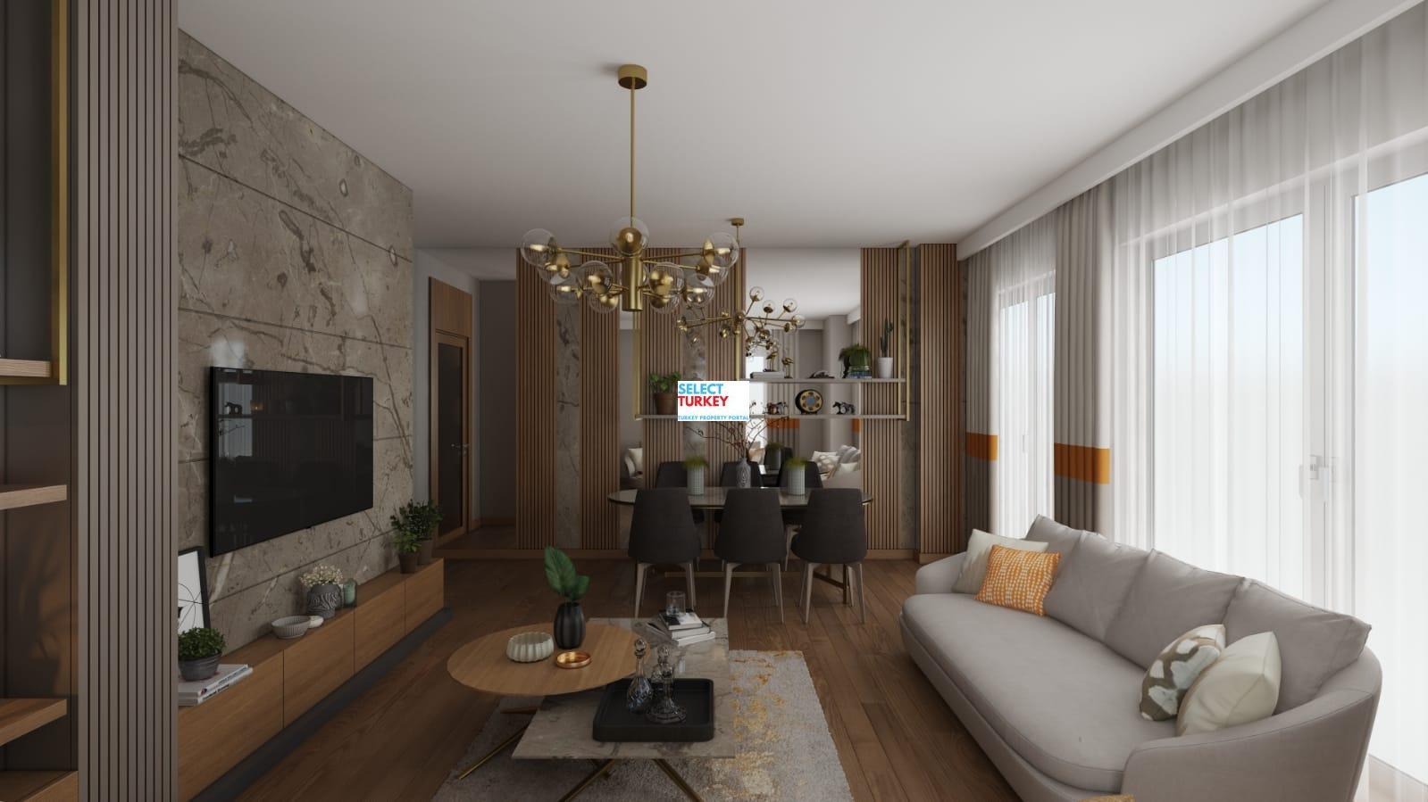 bahçeşehir property