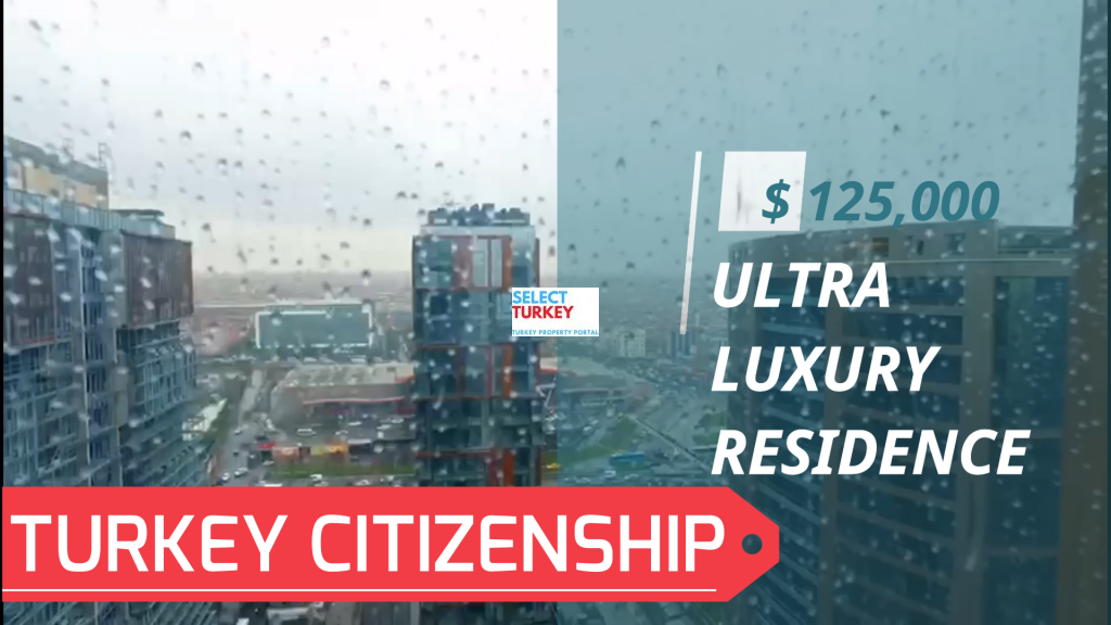 How much a Luxury Residence in Istanbul