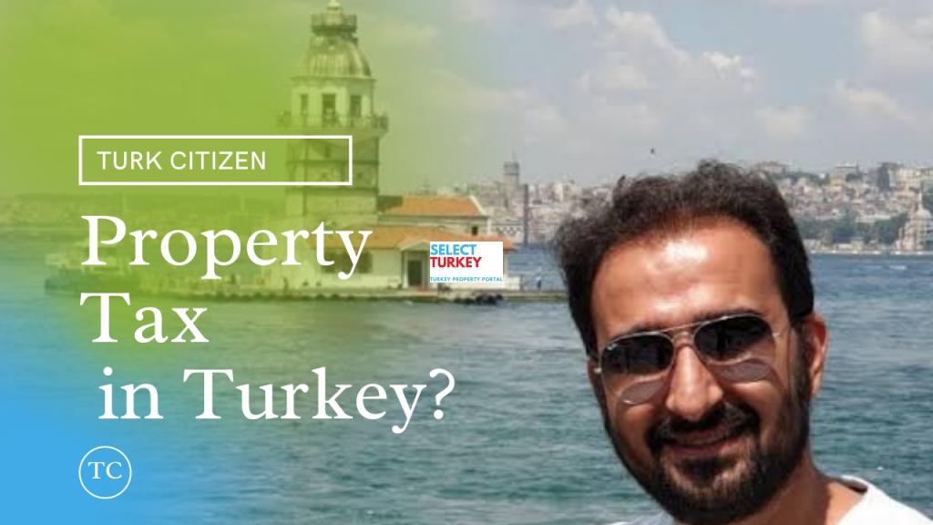 property tax in turkey