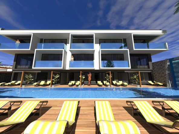 cesme hotel project