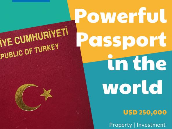turkey passport ranking